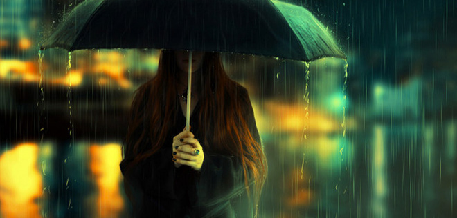 Barbara Florczyk – Rain