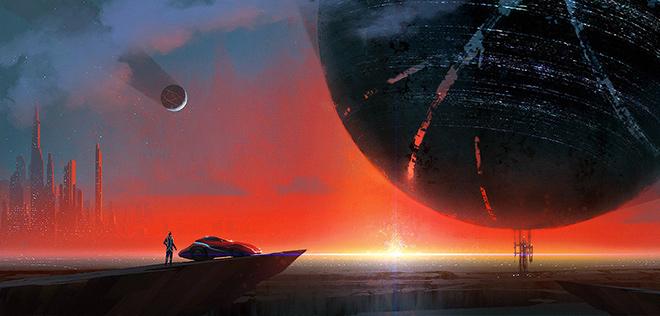 Beautiful illustrations by Christopher Balaskas