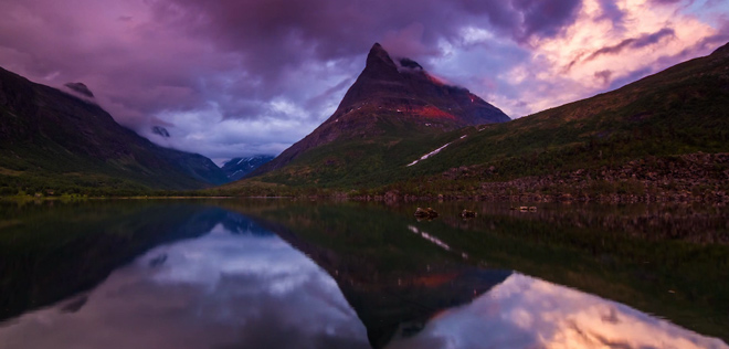 Rustad Media – NORWAY – A Time-Lapse Adventure