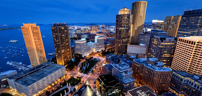 Julian Tryba – Boston Layer-Lapse