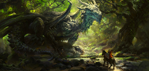 Mike Azevedo – Joseph, the Ancient dragon