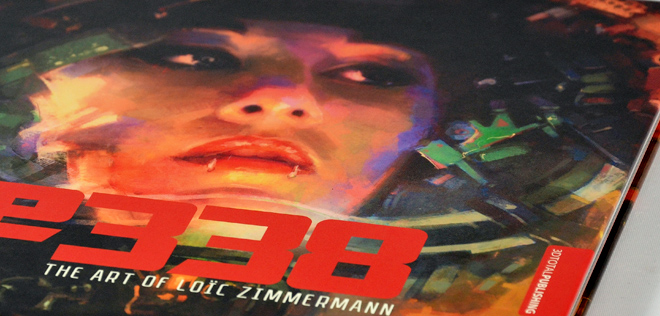 Livre – e338: The Art of Loïc Zimmermann