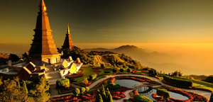 Wanasapong Jaiinpol – King&Queen Pagoda of Thailand