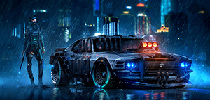 Insane cars designs by Khyzyl Saleem