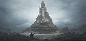 Astonishing illustrations by Yuri Shwedoff