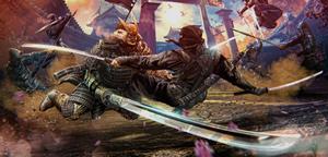 Alexey Kondakoff – Ninja vs Samurai