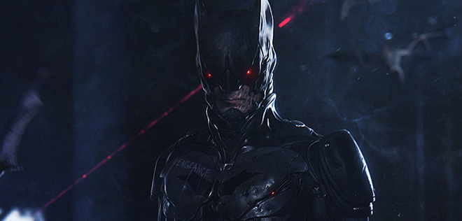 Jeronimo Gomez – The Knights of Gotham : Batman
