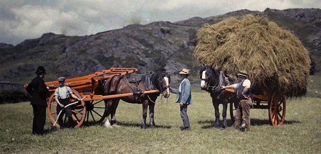 20 incroyables photos en couleurs de l'Angleterre de 1928