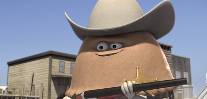 Short Animation Film #262 : The Ballad of Poisonberry Pete