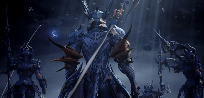 Short Animation Film #264 : Final Fantasy XIV Heavensward