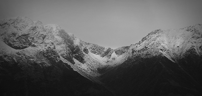 Les spectaculaires photos de montagnes de Bjorg-Elise Tuppen