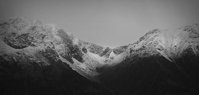 Spectacular mountains photos by Bjorg-Elise Tuppen