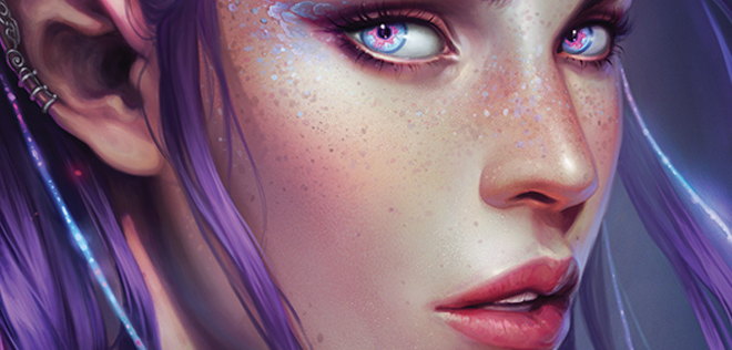 Charlie-Bowater – ImagineFX Cover Issue 114