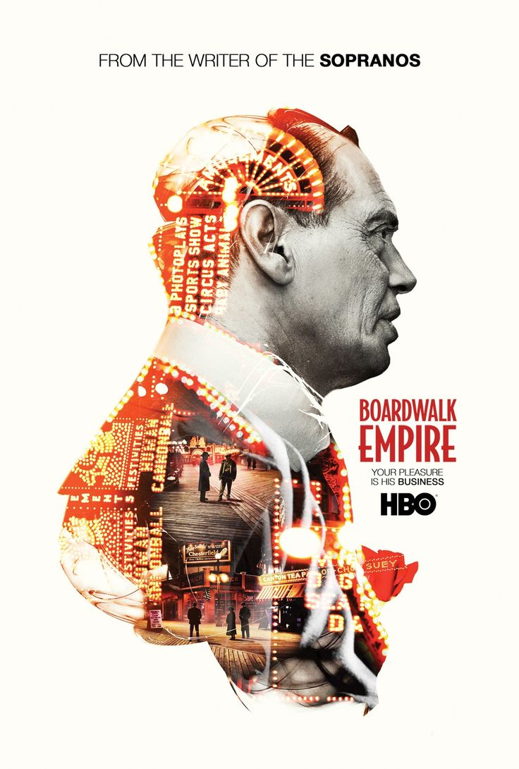 marcell bandicksson boardwalk empire poster hbo art spire. Black Bedroom Furniture Sets. Home Design Ideas