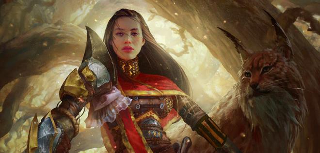 Josu Hernaiz – Catlady warrior