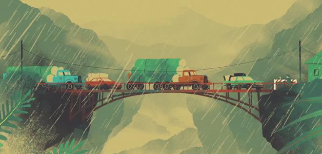 Short Animation Film #255 : Planet Under Pressure