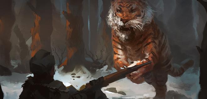 Les  magnifiques illustrations de Raph Lomotan