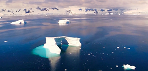Kalle Ljung – Antarctica