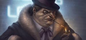 CarlosAmaralArt – Penguin