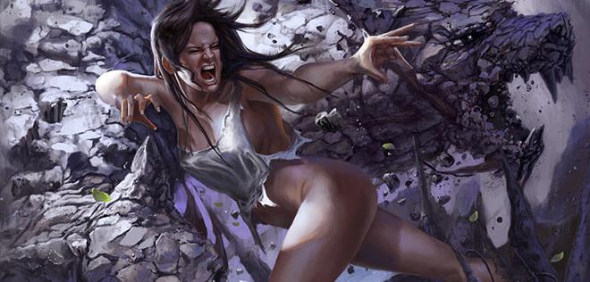 Les merveilleuses peintures digitales de Filipe Pagliuso