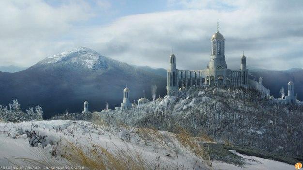 Drakensberg_Castle_Art