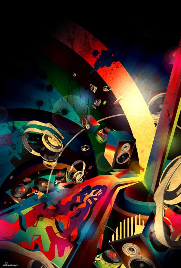 ATribute2MusicV2_by_GraphicStreetRacer