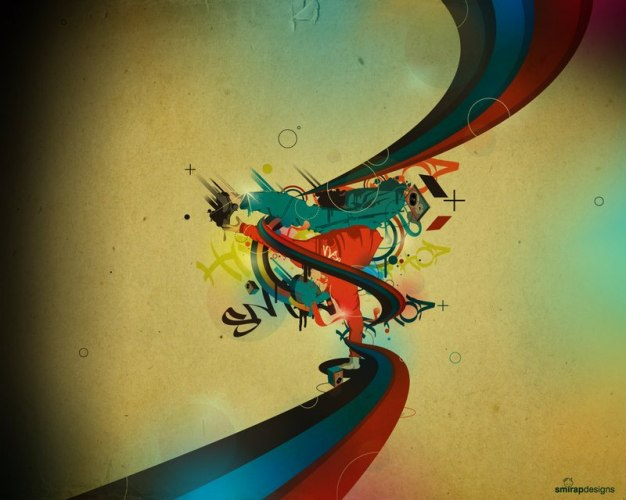 HipHopWallpaper_by_GraphicStreetRacer