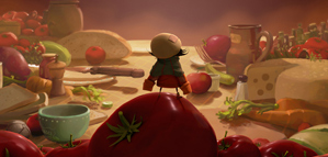 Short Animation Film #2 : Al Dente
