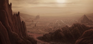 Carlos Eulefí – Valles Marineris, Mars