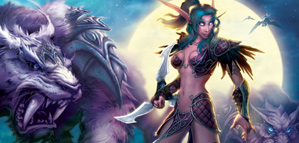 L'art de Blizzard : World of Warcraft