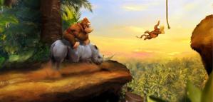 Mikaël Aguirre : incroyables illustrations de jeux vidéo