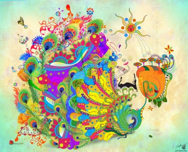 The_Peacock_Dance_by_archanN