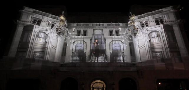13 incroyables projections 3D sur bâtiments