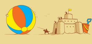 Les illustrations remplies d'humour de Glennz