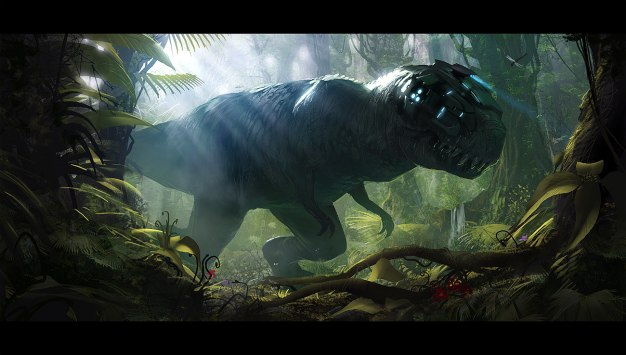 Enhanced_t_rex_by_AndreeWallin
