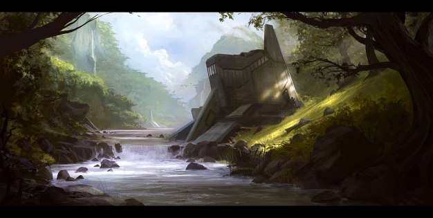 Jungle_outpost_by_AndreeWallin