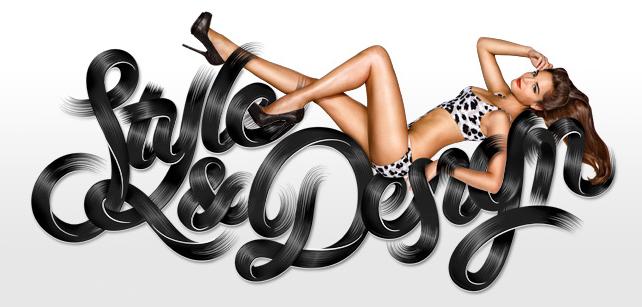 Les incroyables typographies de Luke Lucas