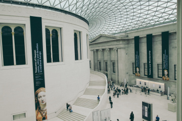 British Museum – Great Court